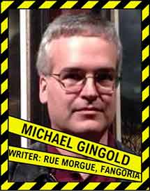 Michael Gingold
