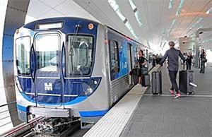 Metro Rail Image