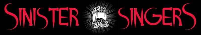Sinister Singers Logo