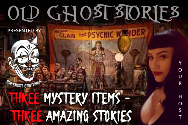 Old Ghost Stories Image