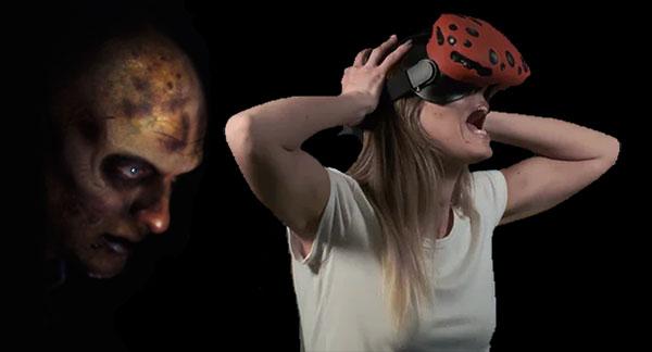 Scared Girl VR