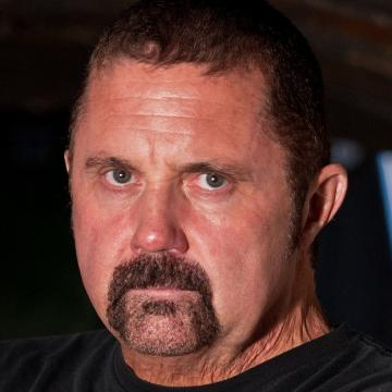 Kane Hodder Photo Op photo